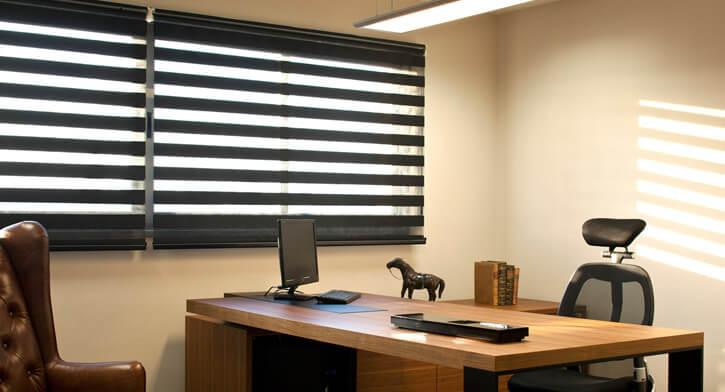 מנורות תקרה למשרד בפרויקט תאורה במשרדי ארגנטולס