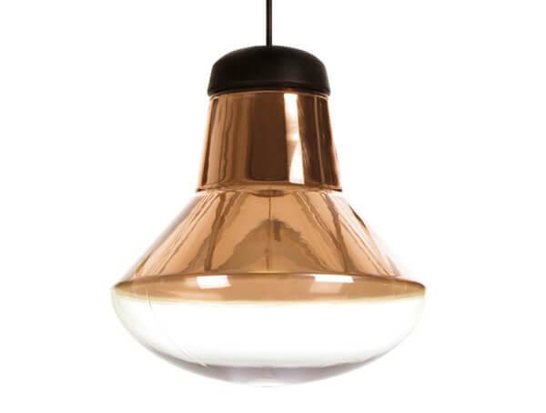 מנורות תלויות דגם BLOW LIGHT של המותג הבינלאומי של גופי תאורה Tom Dixon