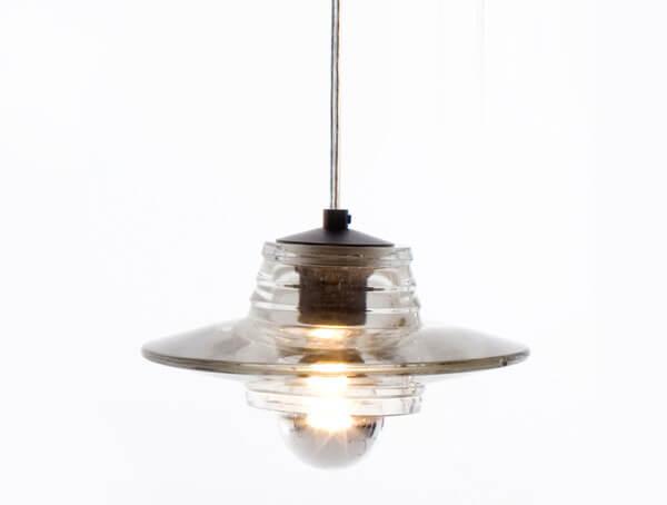 מנורות תלויות דגם LENS של המותג הבינלאומי של גופי תאורה Tom Dixon