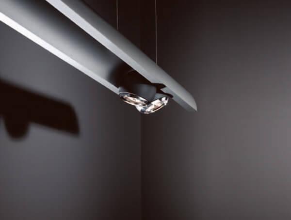 פרופילים תאורה דגם Halfpipe surface מבית Modular