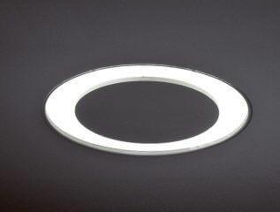 שקועי תקרה, דגם DOWNUT של מותג גופי תאורה בינלאומי Modular
