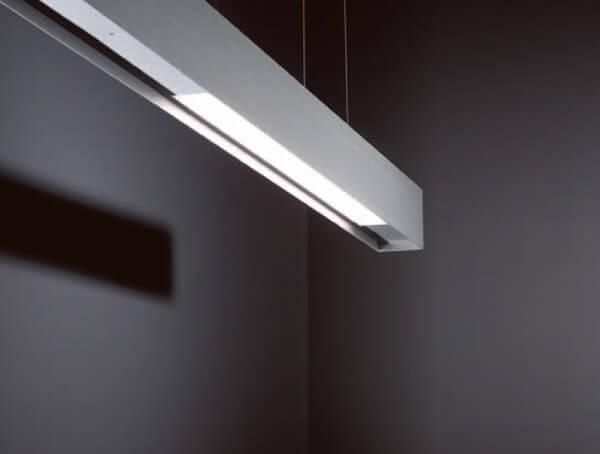 פרופילים תאורה דגם SL 100 מבית Modular