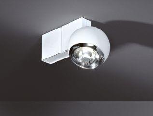 ספוטים לפסי צבירה, דגם bolster של מותג גופי תאורה בינלאומי Modular