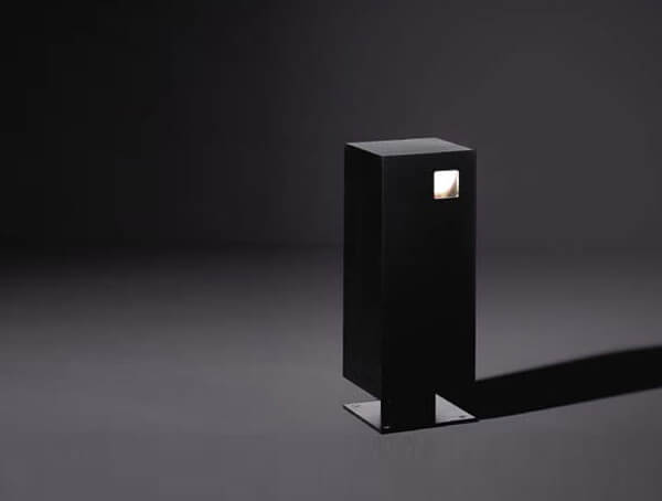 תאורת חוץ צמודה, דגם flasher של מותג גופי תאורה בינלאומי Modular