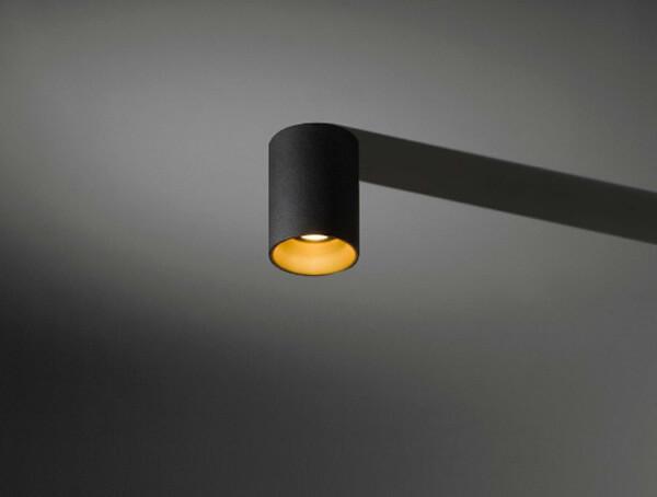 גופי תאורה צמודים, דגם lotis tubed של מותג גופי תאורה בינלאומי Modular