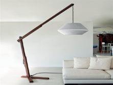 מנורות עומדות דגם Oops של Contardi