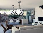 גופי תאורה תלויים, דגם Muze, של מותג תאורה בינלאומיים Contardi