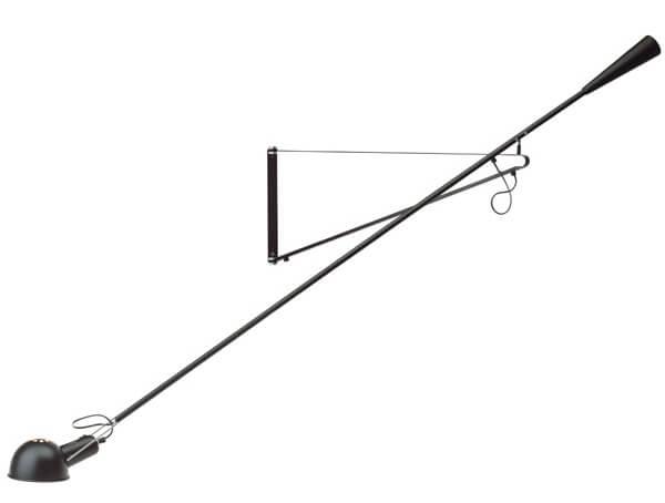 מנורות צמודות דגם 265 של המותג הבינלאומי לגופי תאורה flos