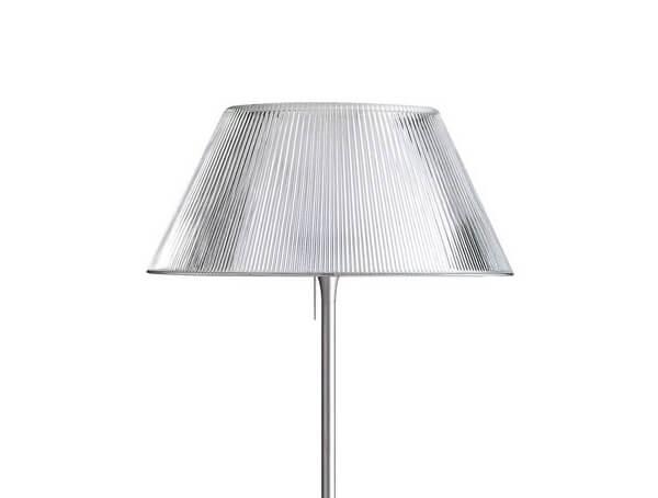 מנורות לסלון דגם ROMEO MOON F של המותג הבינלאומי לגופי תאורה flos
