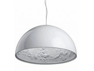 גופי תאורה תלויים דגם SKYGARDEN של המותג לגופי תאורה בינלאומיים flos אפור