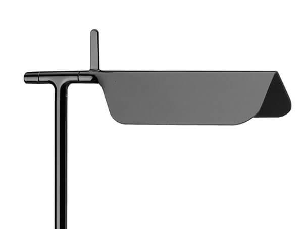 מנורות לסלון דגם TAB F1 של המותג הבינלאומי לגופי תאורה flos שחור