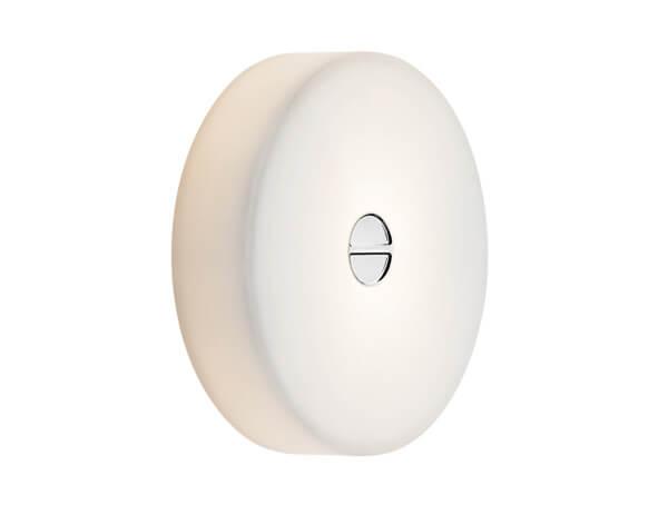 גופי תאורה צמודי קיר דגם BUTTON/MINI BUTTON של המותג הבינלאומי לגופי תאורה flos