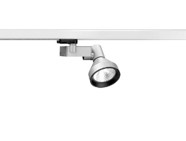 ספוטים לפסי צבירה דגם compass spot horizontal של מותג התאורה הבינלאומי flos