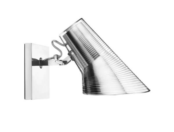 גופי תאורה דגם KELVIN W של המותג הבינלאומי לגופי תאורה flos אפור