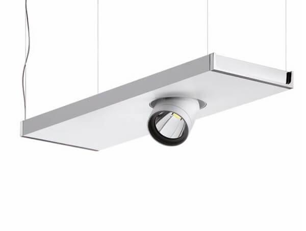 פרופילים דגם mini beam +spot של המותג לגופי תאורה flos