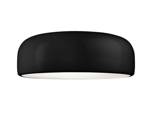 גופי תאורה צמודה דגם SMITHFIELD C של המותג הבינלאומי לגופי תאורה flos שחור