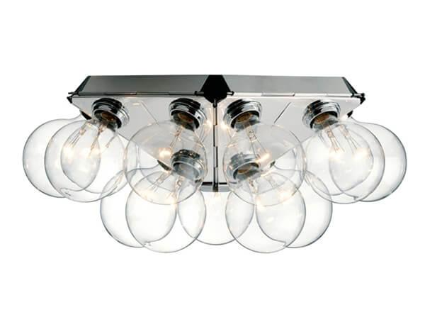 מנורות צמודות דגם 2-TARAXACUM של המותג הבינלאומי לגופי תאורה flos