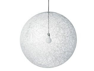 שנדליר דגם RANDOM LIGHT מבית MOOOI לבן