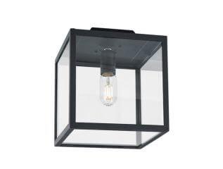 תאורת חוץ דגם 1942 של מותג תאורה Norlys שחור