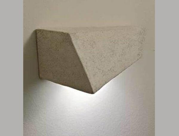 Toscot-A35, גוף תאורה צמוד קיר