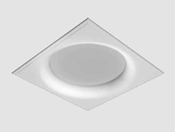 מנורות שקועי תקרה, דגם USO1400 של מותג התאורה הבינלאומי flos