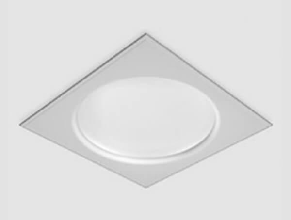 מנורות שקועי תקרה, דגם USO1700 של מותג התאורה הבינלאומי flos