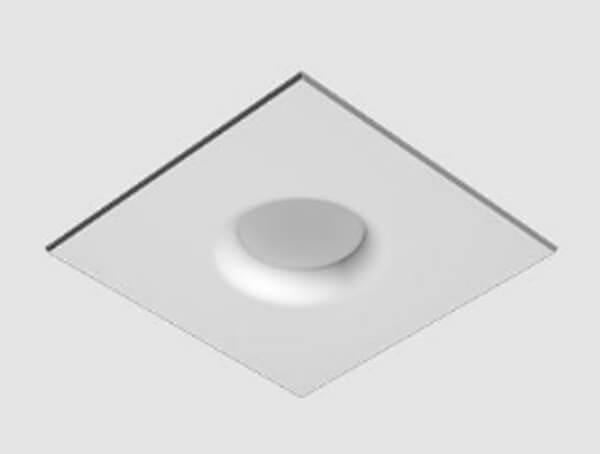 מנורות שקועי תקרה, דגם USO330 של מותג התאורה הבינלאומי flos