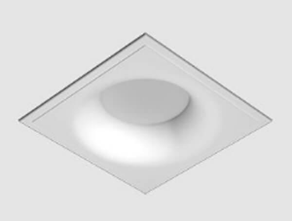 מנורות שקועי תקרה, דגם USO800 של מותג התאורה הבינלאומי flos