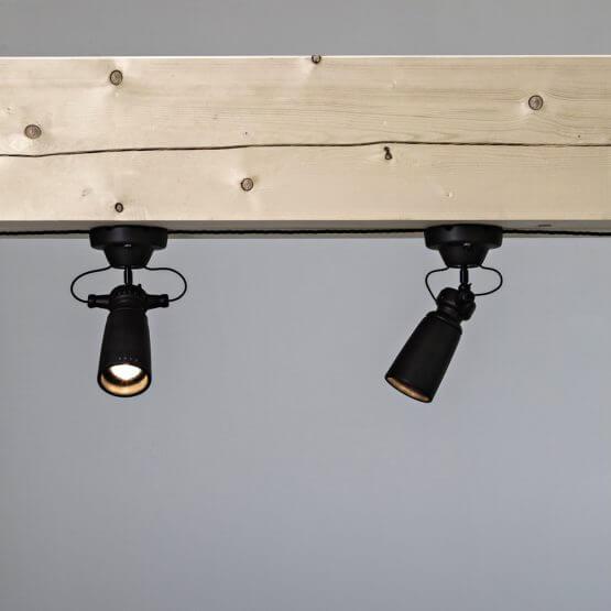 תאורה צמודת קיר דגם 971 של מותג TOSCOT