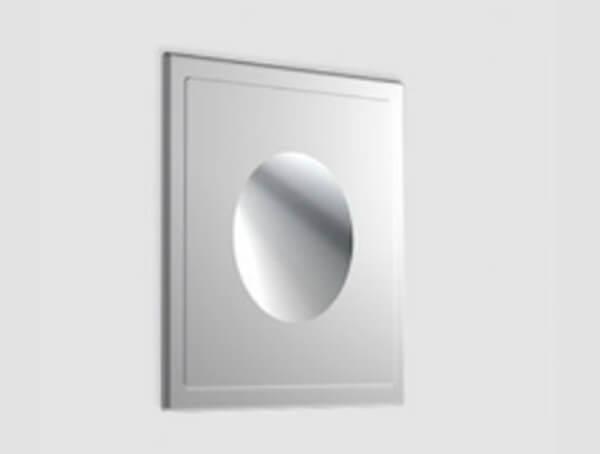 מנורות שקועי קיר, דגם Round Light של המותג התאורה הבינלאומי flos