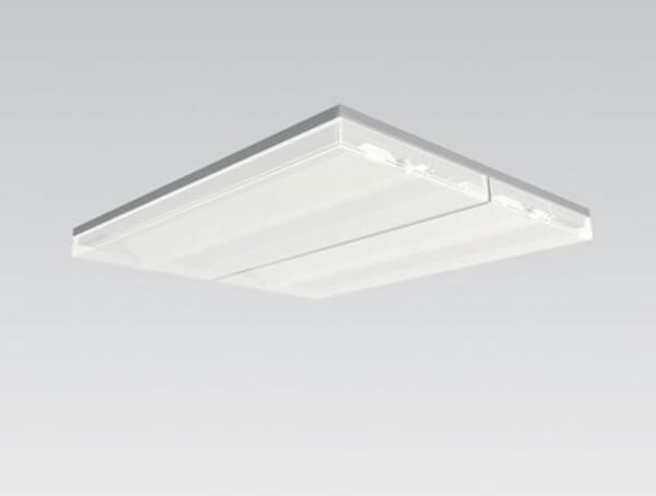 תאורה צמודה, דגם NOVALUNA hdp של מותג גופי תאורה בינלאומי Siteco
