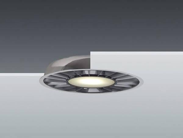 גופי תאורה דגם LUNIS tc של המותג הבינלאומי לגופי תאורה Siteco