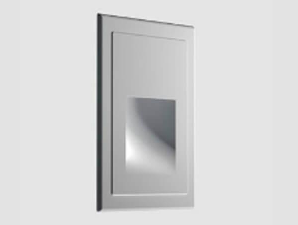 מנורות שקועי קיר, דגם Square Light של המותג התאורה הבינלאומי flos