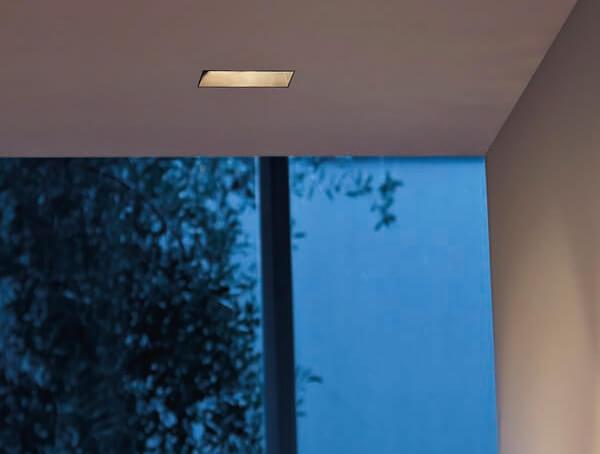 מנורות שקועי תקרה