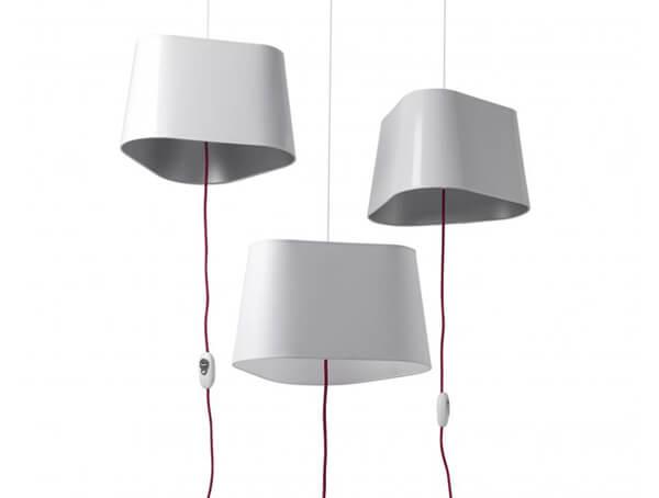 גוף תאורה תלוי של DesignHeure