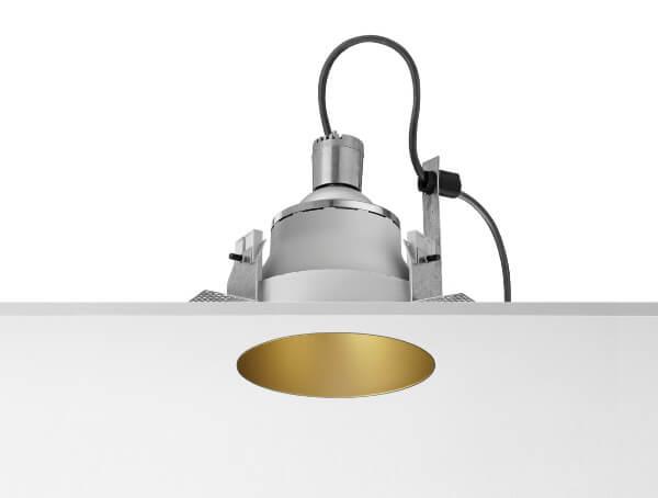 גופי תאורה שקועי תקרה דגם KAP מותג Anteres