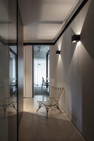 ספוטים בפרויקט יעקבס יניב אדריכלים