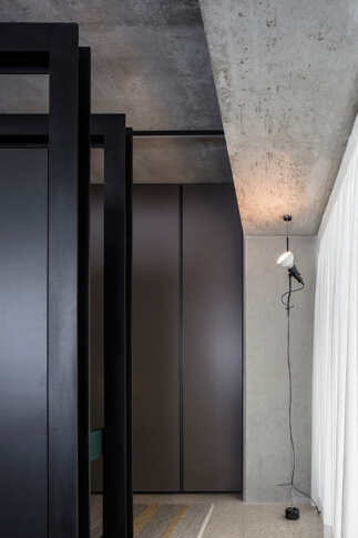 מנורות בפרויקט יעקבס יניב אדריכלים