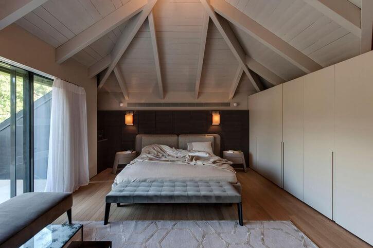 מנורות לחדר שינה בפרויקט רמה דותן