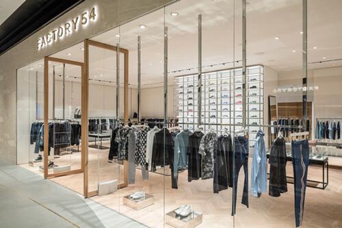 ספוטים לחנויות אופנה
