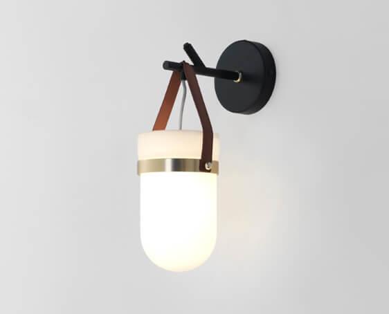 מנורה צמודת קיר דגם A1264
