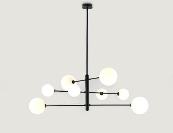 מנורות שנדליר דגם C1214